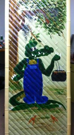 Gator Mural