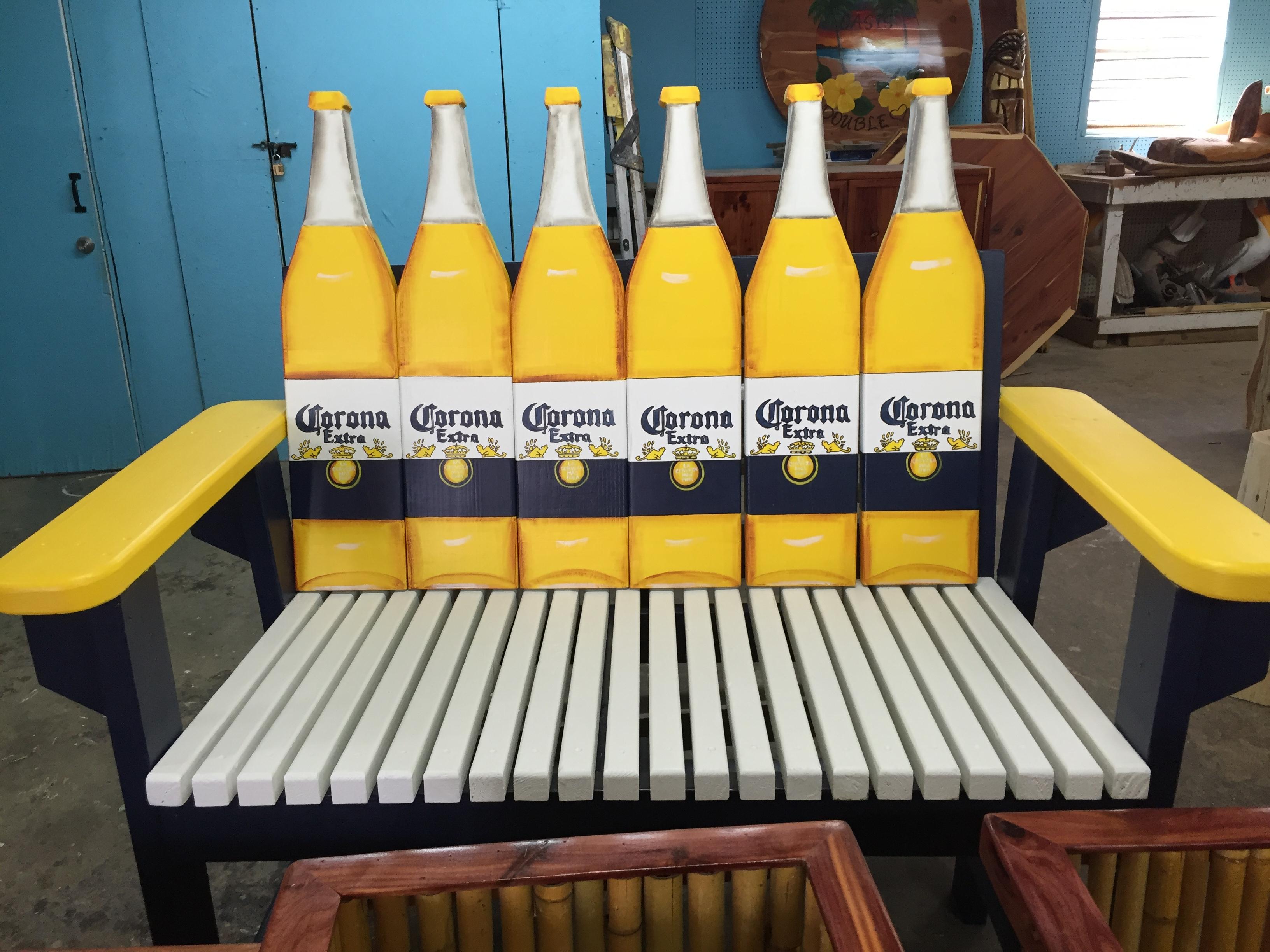 Corona Bench
