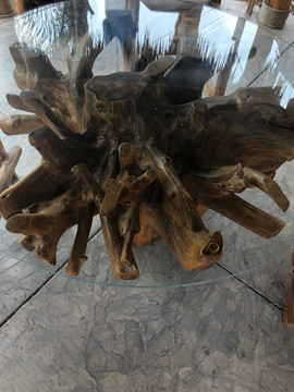 Teak Dining Table ONE of a KIND
