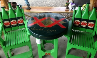 DosXX Bar chairs