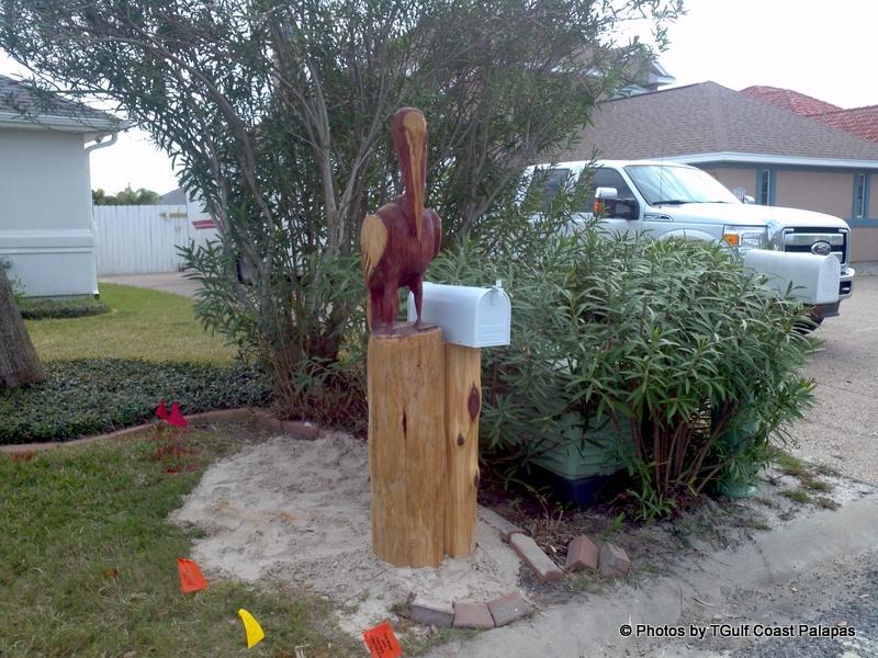 Natural Cedar Pelican