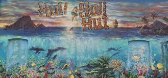 Huli Huli Hut Mural