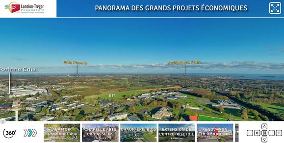 Grands projets Lannion Trégor Communauté