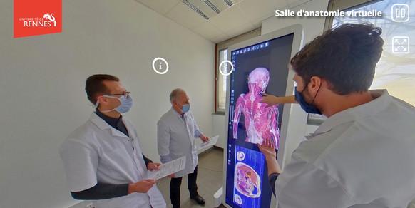 Faculté de médecine Rennes 1