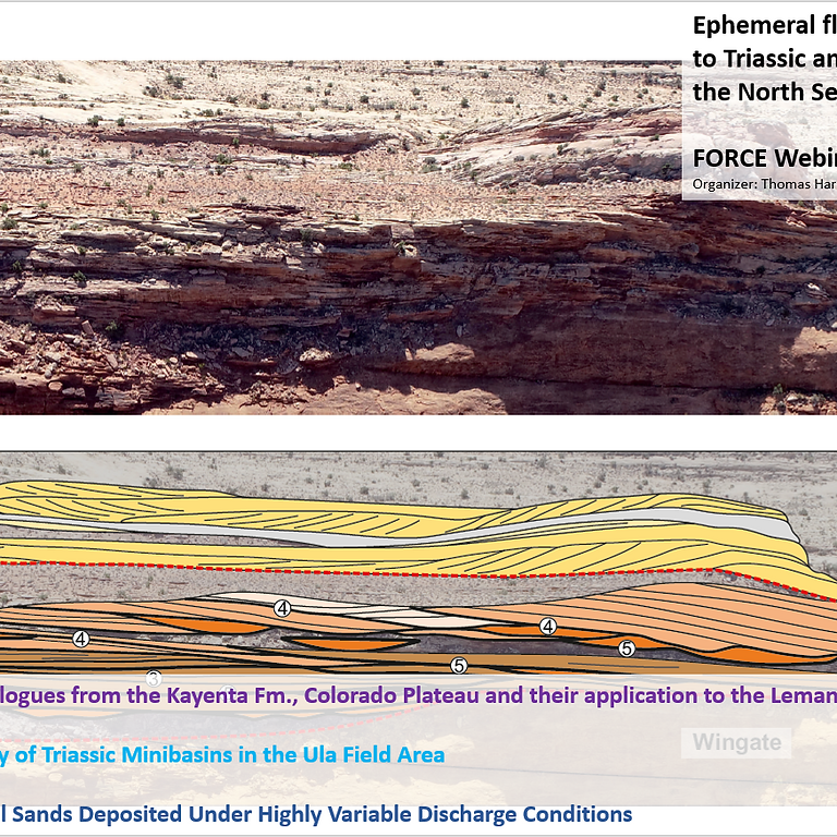 Force Webinar: Ephemeral fluvial systems – application to Triassic and Permian reservoirs in the North Sea (1)