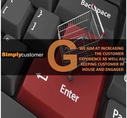customer keyboard bold colours