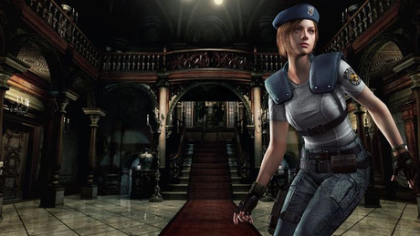 Surviving My Horror: Trying to be brave with Resident Evil
