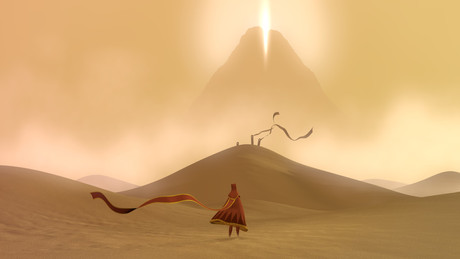 Adventure of a Lifetime: How Journey shaped the way I look at video games