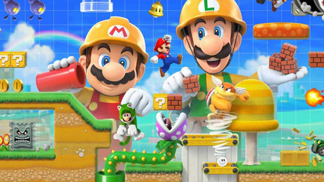 Fake it 'til you make it: Mario Maker 2 (FIRST IMPRESSIONS!)