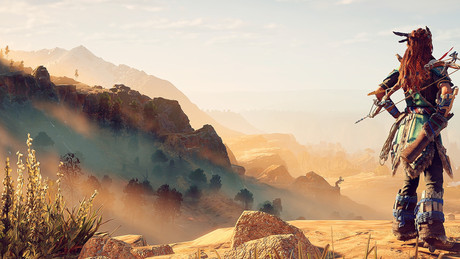 Running Wild, Running Free: First impressions of Horizon Zero Dawn