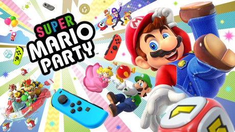 Sleep All Day, Mario Party All Night: The social gaming icon is BACK!