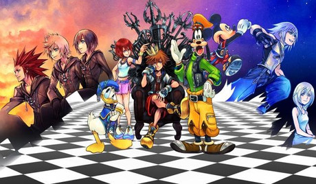 Opening the Door: My first big gaming experience (Kingdom Hearts)