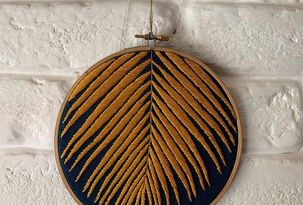 #16 - Mustard Palm