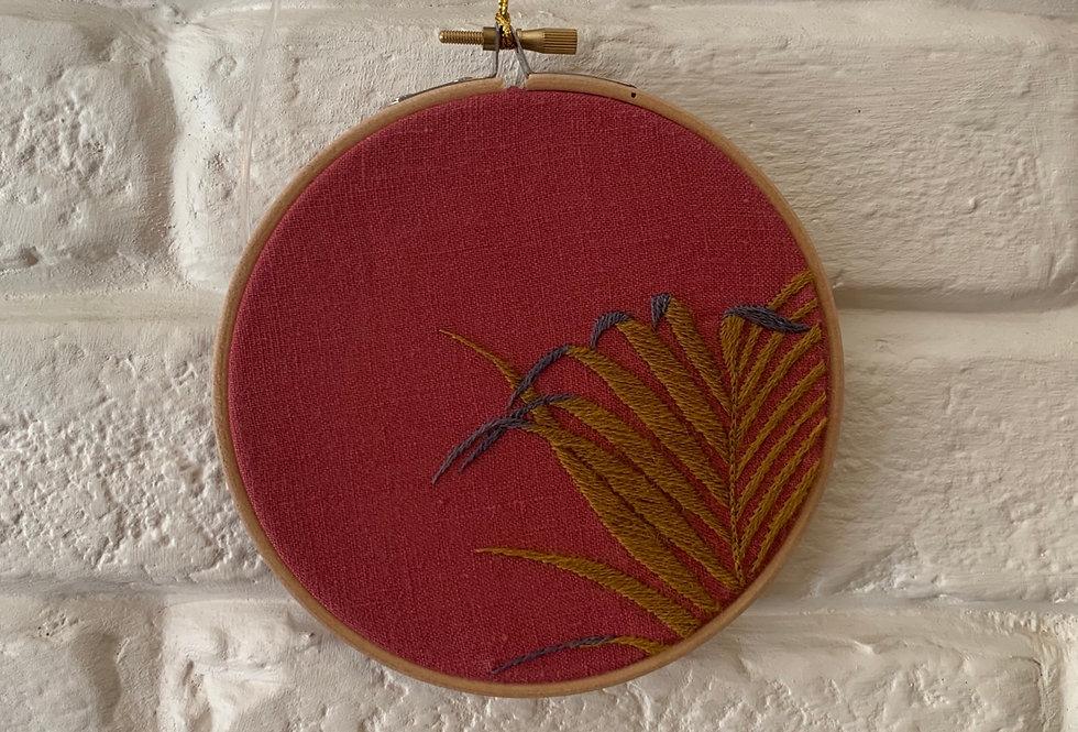 #13 - Wild Wool Palm