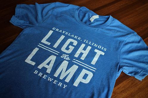 T-shirt (blue)