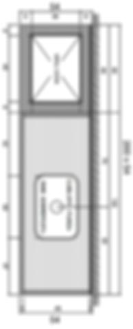 PIA OURO *COOKGRIL* 200 cm