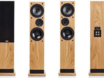 Новые напольные акустические системы ProAc Response DT8