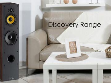 Обновление модельного ряда серии Discovery от Davis Acoustics
