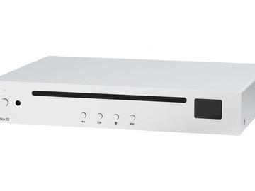 Новый плеер Pro-Ject CD Box S2. Максимально бюджетно!