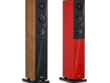 Новые акустические системы AUDIO PHYSIC Classic