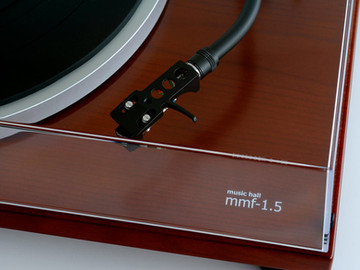 Новые проигрыватели Music Hall: mmf-1.3 и mmf-1.5