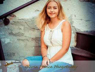 Julia's Senior Portraits (Free Mini Session 1)