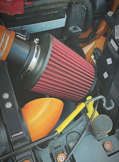 MK8 ST Fiesta  Air Feed Pipe