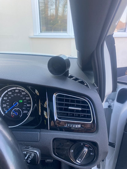 MK7/MK7.5 VW Golf GTI & R Dashboard Vent Gauge Pod
