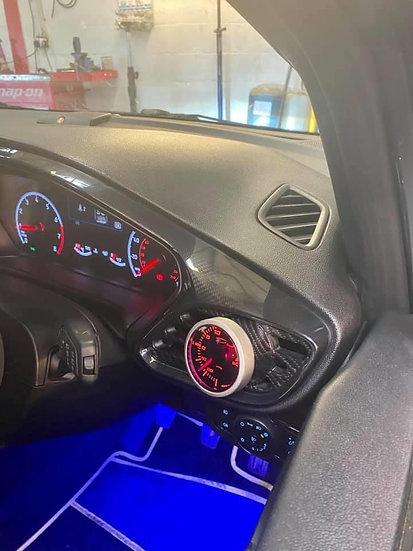 MK8 Fiesta Boost gauge Vent Pod