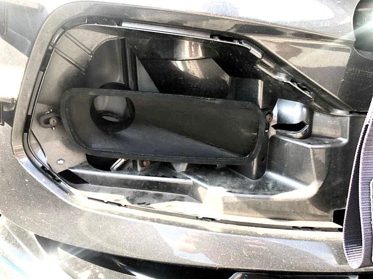 MK8 Fiesta ST & ST-Line Fog Light Delete Duct