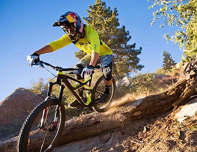 curtis-keene-railing-his-local-trails-in