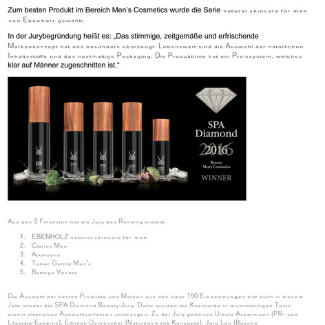 062016_SPA_Diamond_Award_2016_für_die_be