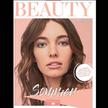 SOMMER 2018 LUDWIG BECK BEAUTY