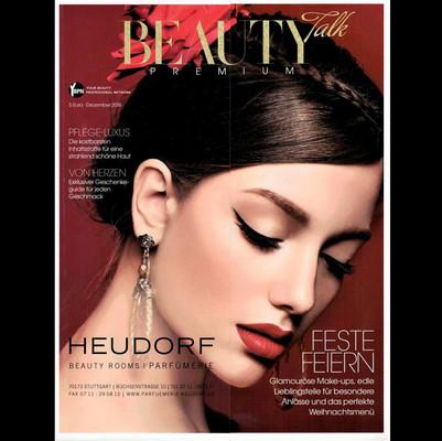 12/2018 Beauty Talk Premium Cover