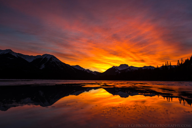 Vermilion Lakes Sunset.jpg