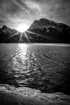 Exshaw Sunrise.jpg