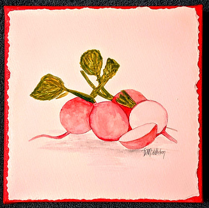 """Ravishing Radishes"""
