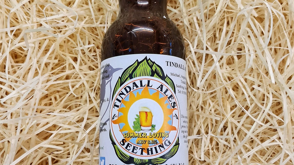 Tindall Ales Summer Loving