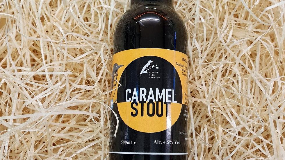 Tindall Ales Caramel Stout