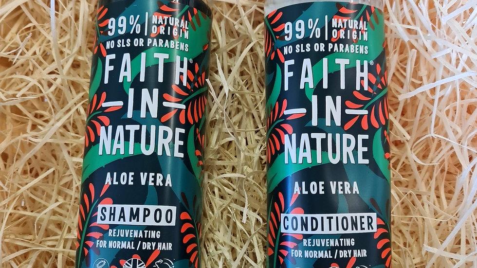 Faith In Nature - Aloe Vera - SHAMPOO