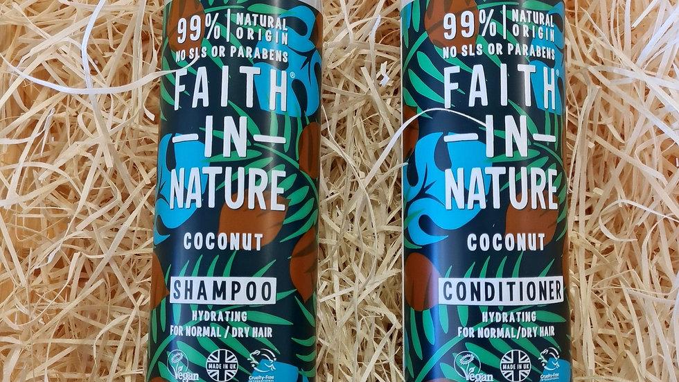 Faith In Nature - Coconut - CONDITIONER