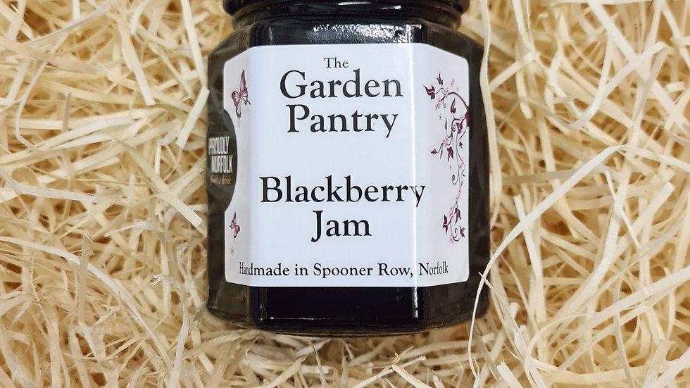 The Garden Pantry Blackberry Jam
