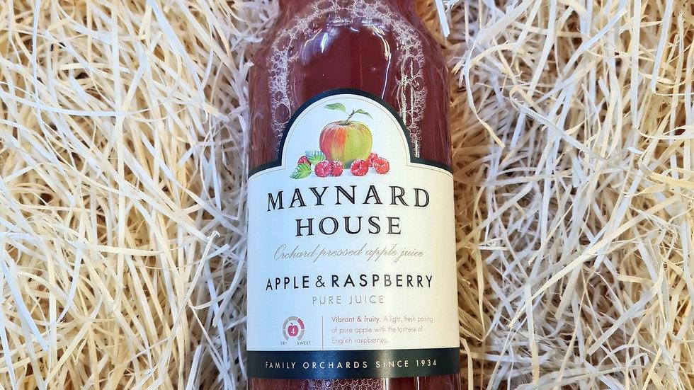 Maynard House Apple & Raspberry apple juice