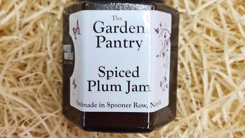 The Garden Pantry Spiced Plum Jam