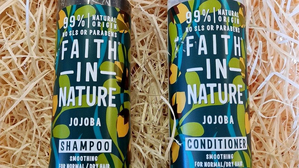 Faith In Nature - Jojoba - SHAMPOO