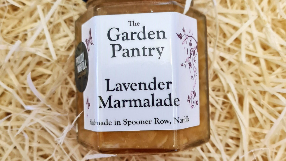 The Garden Pantry Lavender Marmalade