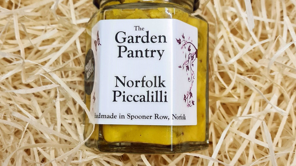 The Garden Pantry Norfolk Piccalilli