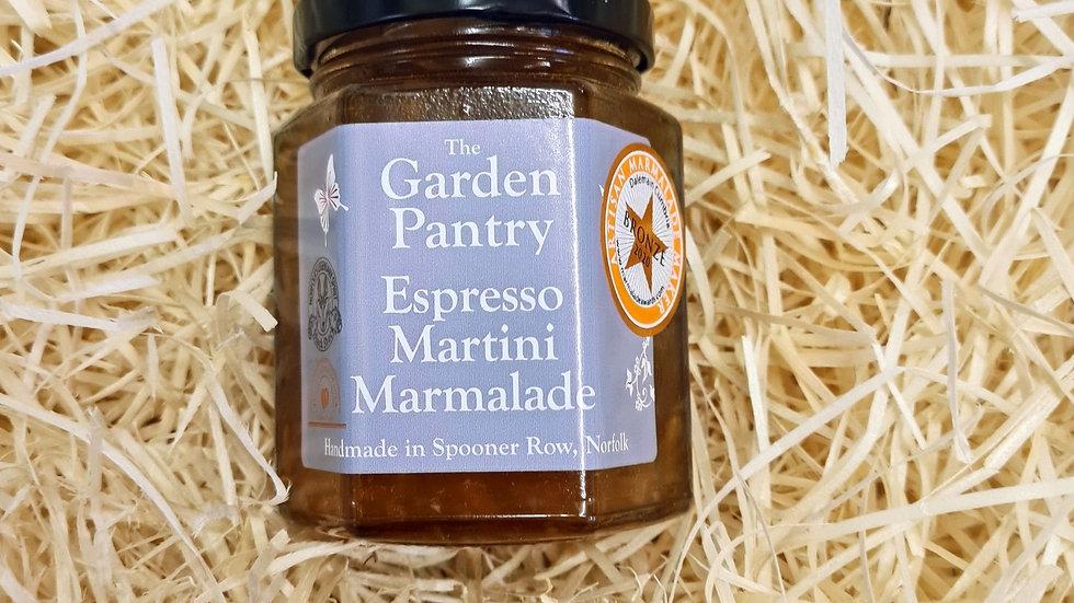 The Garden Pantry Expresso Martini Marmalade