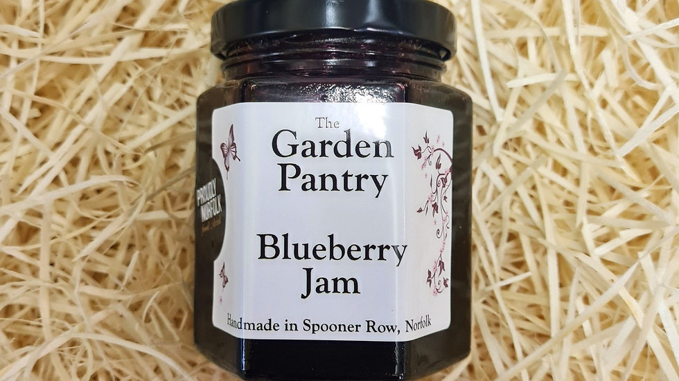 The Garden Pantry Blueberry Jam