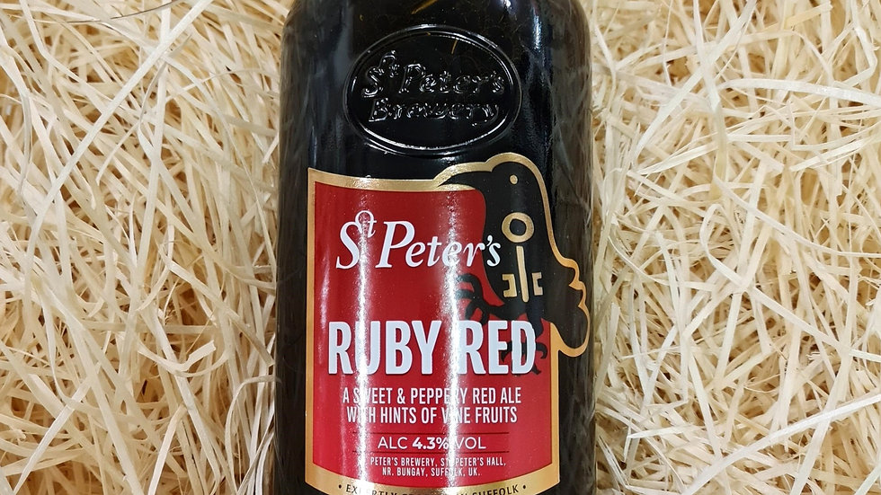 St Peters Ruby Red Ale